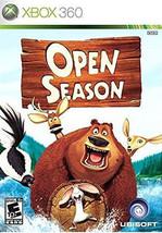 Open Season (Microsoft Xbox 360, 2006) - $7.95