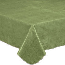 Illusion Weave Vinyl Drop Table Cover By Home-Style Kitchen™-54X72OBLONG... - $14.59