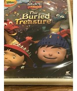 Mike the Knight The Buried Treasure DVD new 5 episodes 55 minutes - $15.68