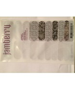 Jamberry Nails (new) 1/2 sheet GOOD AS GOLD 0316 - $8.42