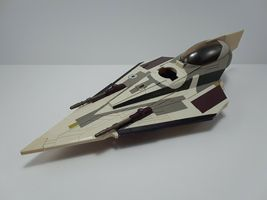 Star Wars The Clone Wars Mace Windu's Jedi Starfighter Hasbro Exclusive image 3