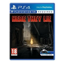 Here They Lie VR (PSVR, Playstation 4)  - $25.73