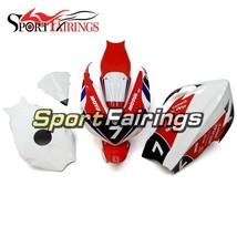 Racing Fiberglass Fairings For Honda CBR1000RR 2012-2015 Red White Panel... - $741.84