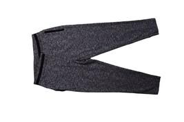 Anne Klein Black Melange Casual Slimming Pants Black/White 10 - $49.01