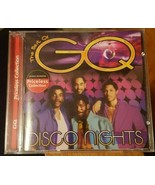 Best of GQ: Disco Nights by GQ (CD, Mar-2006, Collectables) - $9.00