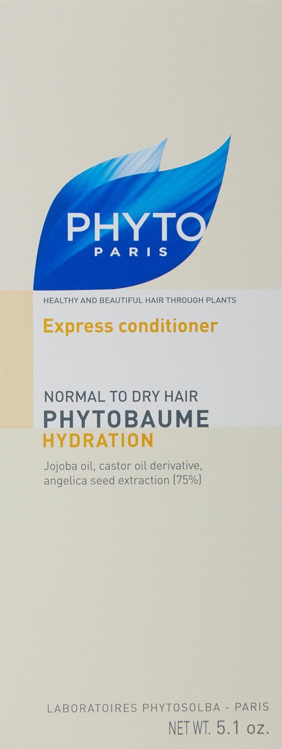 Phyto PHYTOBAUME HYDRATION Express CONDITIONER for Normal To Dry Hair 5.1oz