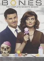 Bones Seventh 7th Season 7 Seven DVD Set Complete Series TV Show David B... - $26.72