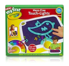 My First Crayola Mess-Free Touch-Light 81-1355 NEW - $49.49