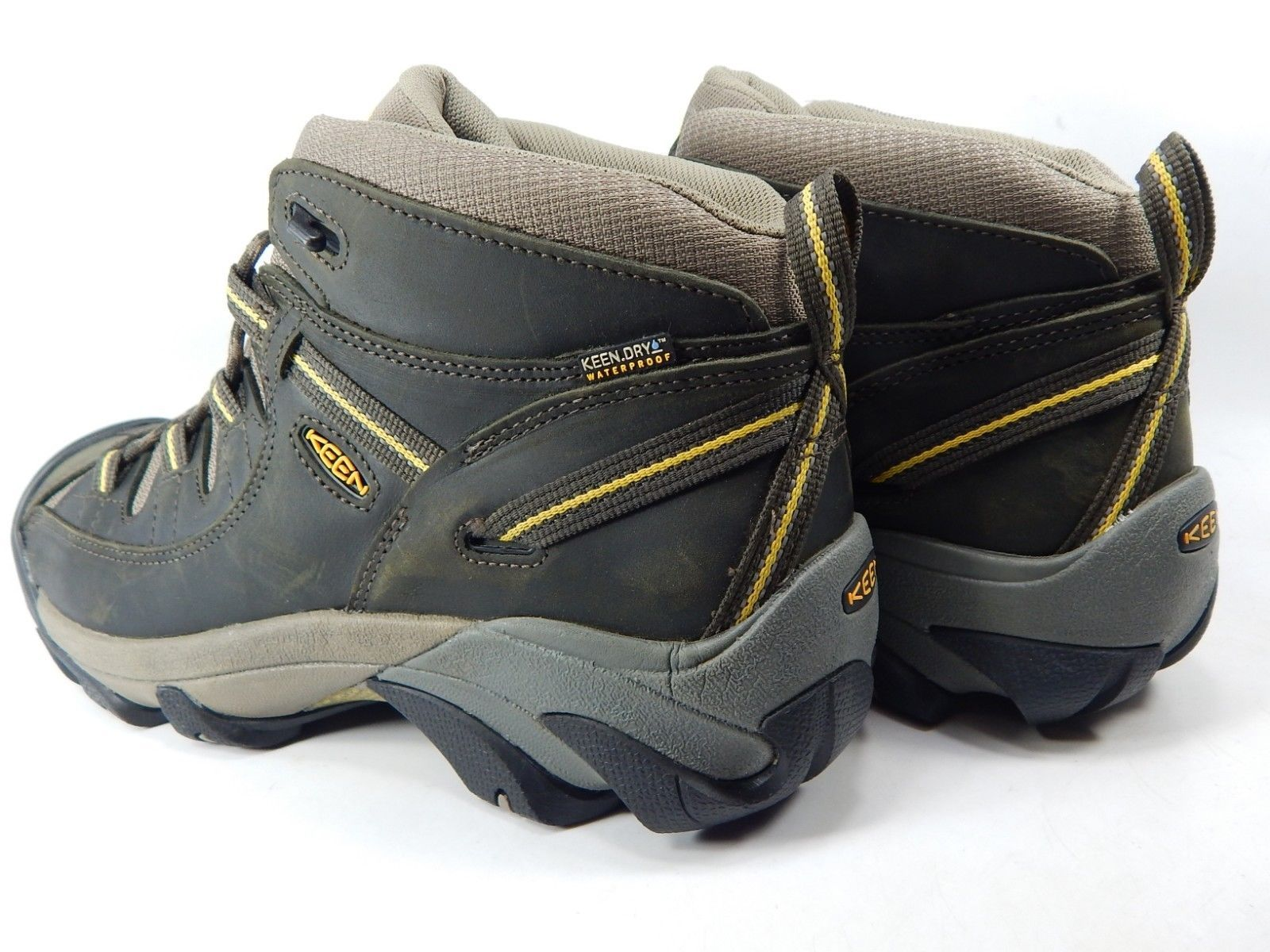 Keen Targhee II Mid Top Sz 11 M (D) EU 44.5 Men's WP Trail Hiking Boots 1002375