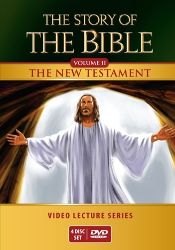 The story of the bible vol. ii   the new testament  dvd lectures
