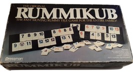 1987 The Original Rummikub~ Pressman #400~ Tile Game - $14.84