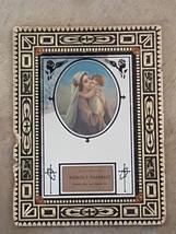 antique NIZNIK PHARMACY MIRROR AD religious baltimore or ny advertising - $67.95