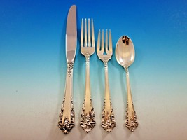 Rondelay by Lunt Sterling Silver Flatware Service for 12 Set 48 Pieces - $2,750.00