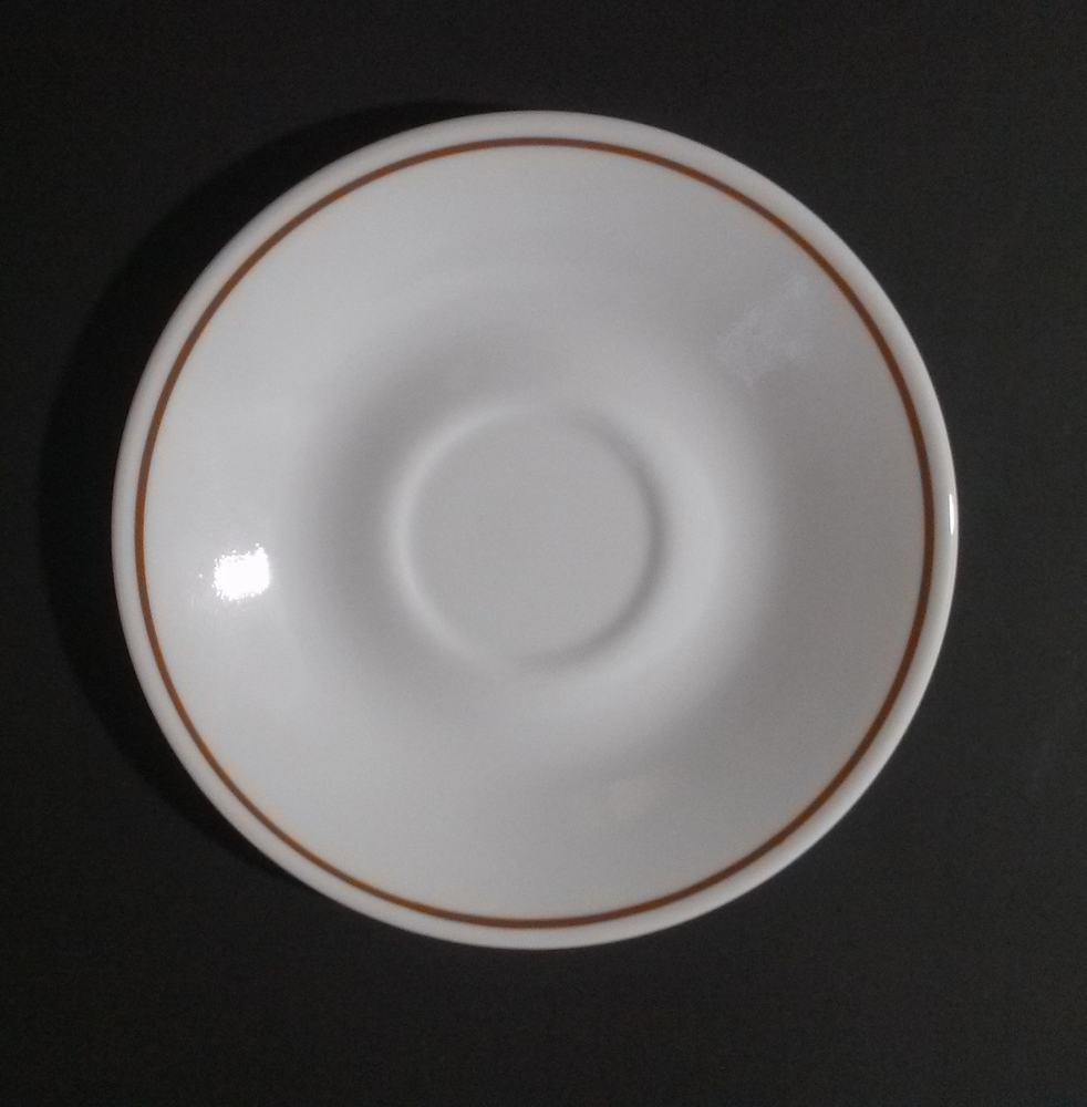 "Primary image for Corelle Harvest Home Saucer 6 1/4"" Across"