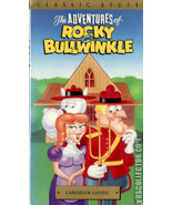 The Adventures of Rocky & Bullwinkle Vol. 6: Canadian Gothic (VHS, 1991)... - $12.17