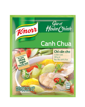 Knorr - Gia Vi Hoan Chinh Knorr Soup Canh Chua - Made in Vietnam - $6.92+