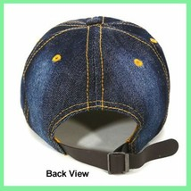 BOY BLING Ball Cap Denim NEW image 2