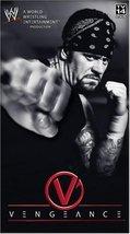 WWE Vengeance 2003 [VHS] [VHS Tape]