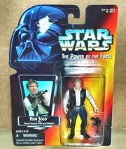 1995 Star Wars- POTF Han Solo Action Figure - $8.42