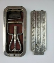 Vintage Rolls Razor Safety Razor Made in England 1921 appears complete  - $32.71