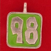 1998 ANNUAL Charm CALENDAR Marker GRADUATION 98... - $14.99