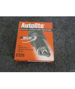 Autolite 2526 Spark Plugs Pack of 4 New - $12.23