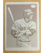 2009 Topps T-206 Victor Martinez #93 Printing Plate 1/1 Boston Red Sox - $39.99