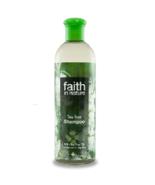 Faith In Nature - Tea Tree Shampoo 400ml - $5.43