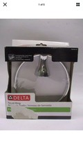 Delta FND46-PC Towel Ring Foundation Collection Chrome Finish - $5.93