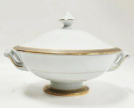 Haviland Limoges Place Vendome Covered Vegetable Bowl - Ornate Serving Bowl - $287.09