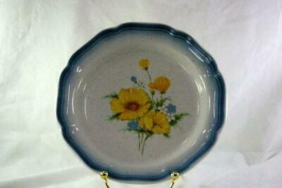 Primary image for Mikasa 1985 Amy Salad Plate Stoneware #CA503 Country Club Line