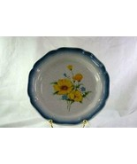 Mikasa 1985 Amy Salad Plate Stoneware #CA503 Country Club Line - $3.77
