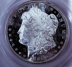 1880 S MS63  DMPL Morgan Silver  Dollar  *  DEEP CAMEO/ Flashy. 631 - $240.10