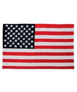 Rugs USA Flag 3'x5' Handmade Tufted High Quality 100% woolen Rugs & Carpet - $127.71