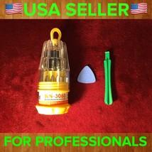 31 Piece Precision Torx screwdriver set Iphone MacBook iPod i Pad Repair... - $5.15