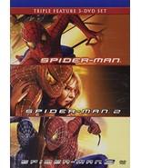 Multi-Feature: Spider-Man / Spider-Man 2 / Spider-Man 3 Dvd - $12.99