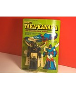 VINTAGE TAKA KANAKA CHANGE-ABLE ROBOT TRANSFORMER MOC UNPUNCHED MARTY TO... - $98.95