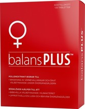 Balans Plus 120 tablets - $102.80