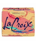 LaCroix Grapefruit Sparkling Water 12 oz Cans (Pack Of 12) - $21.73