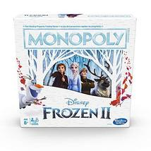 Hasbro Disney Frozen II Monopoly (Bilingual - English/French) - $19.79