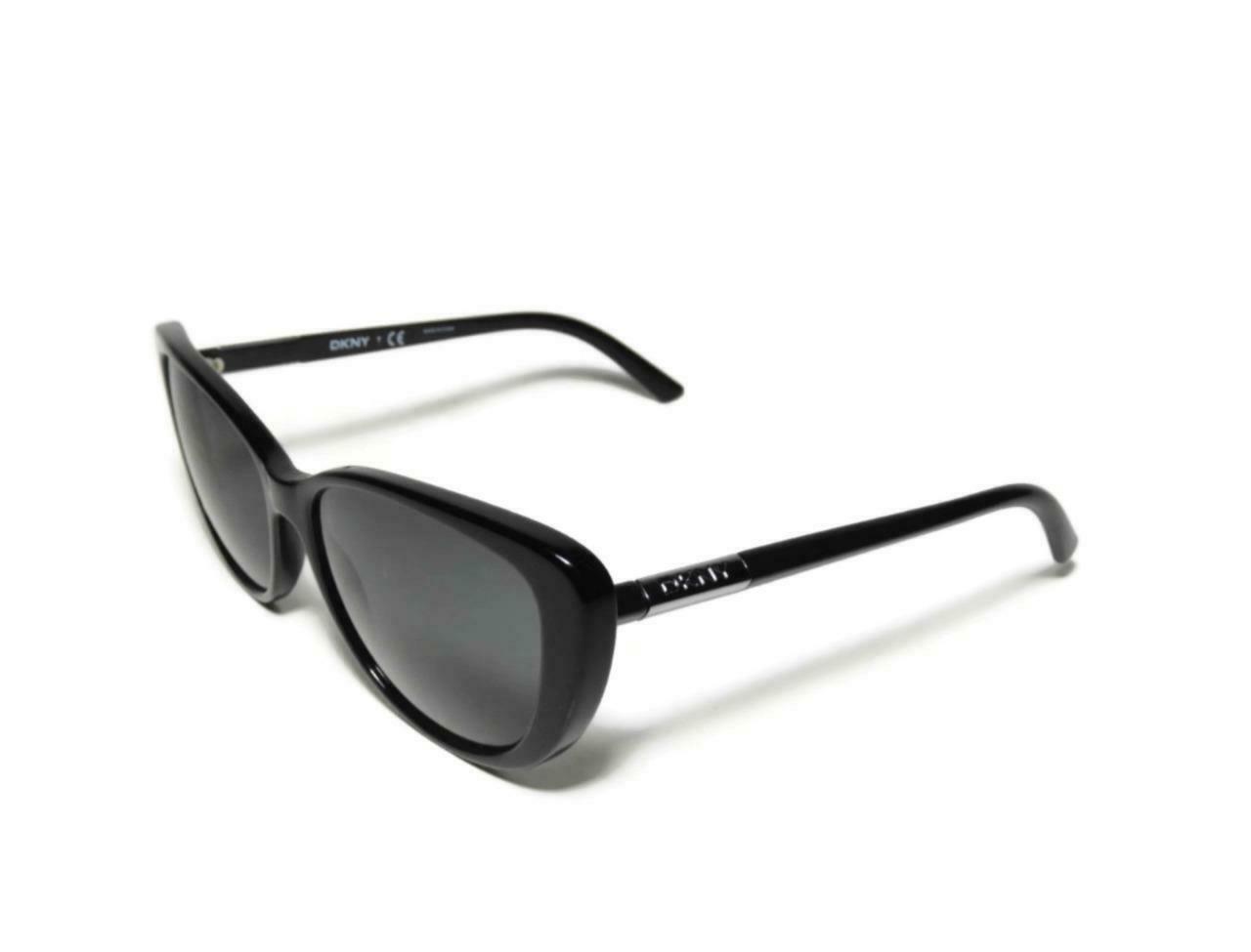 NEW DKNY Donna Karan New York Black Sunglasses DY4121 + Case - $79.99