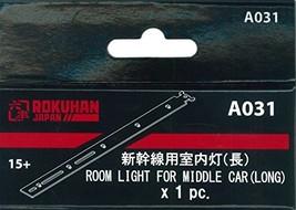Rokuhan A031 Interior Lighting Kit for Shinkansen Middle Car ( From japan - $20.56