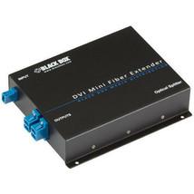 Black Box 4-Port Optical Splitter for AVX-DVI-FO-MINI Extender Kit - $510.97