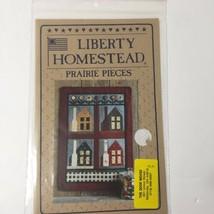 "Prairie Saltbox Quilt Pattern Liberty Homestead 13"" x 19"" - $11.64"