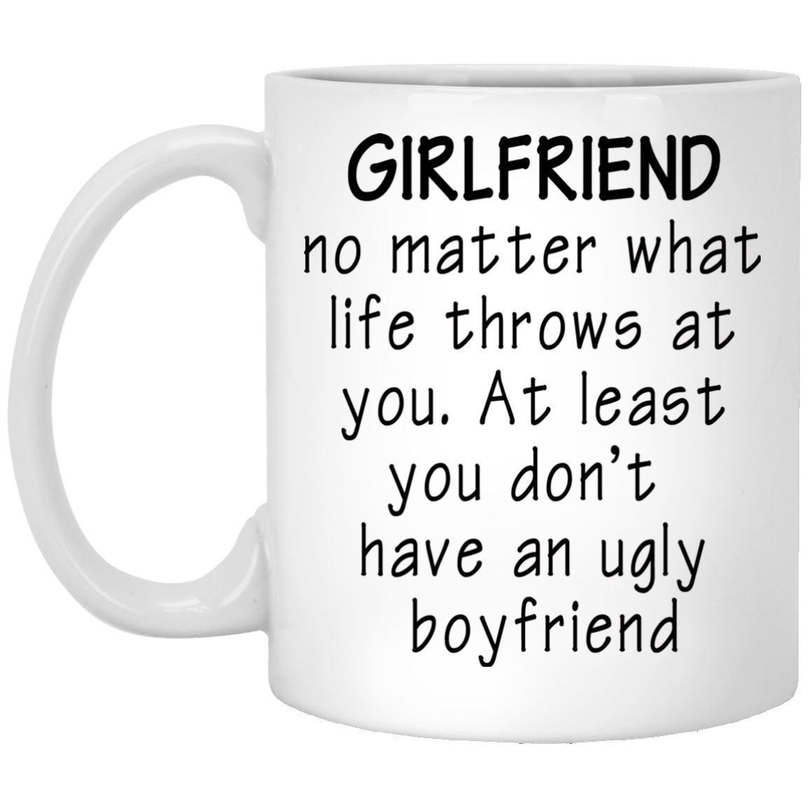 Funny Coffee Mug For Girlfriend