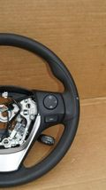 14-16 Toyota Corolla SRS Steering Wheel W/ BT Tel Radio Cruise Controls image 3