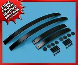 "5""-6"" Rear Add-a-Leaf Lift Level Kit Fits 1968-1987 GMC Pickup 4WD Pick Up Truck - $179.95"