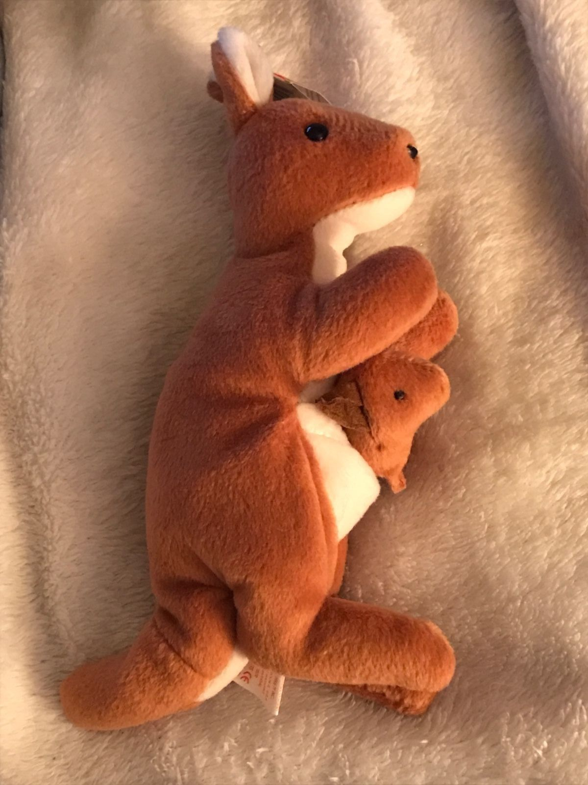 29fa14a5a1b Pouch Retired Original Ty Beanie Baby With and 13 similar items. S l1600