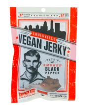 Keto: Louisville Vegan Pete's Smoked, Black Pepper Mild 3 oz 2 ct (2 carbs) - $24.01