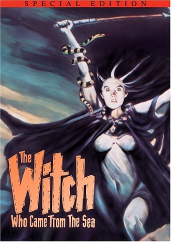 The Witch Who Came From the Sea (1976) DVD